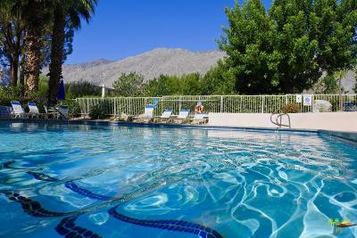 Palm Springs Condo/Townhouse For Sale: 500 East Amado Road #121