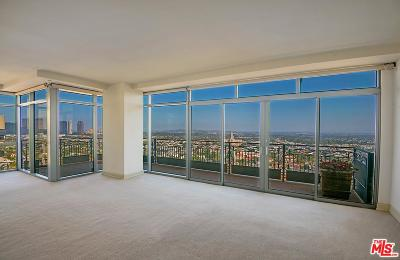Condo/Townhouse For Sale: 10800 Wilshire Boulevard #1804