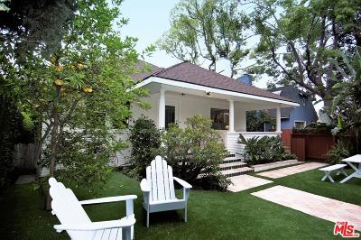 West Hollywood Single Family Home For Sale: 1246 North Fuller Avenue