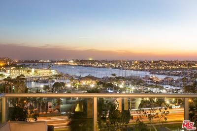 Marina Del Rey Rental For Rent: 13650 Marina Pointe Drive #904