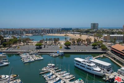 Marina Del Rey Condo/Townhouse For Sale: 4267 Marina City Drive #906