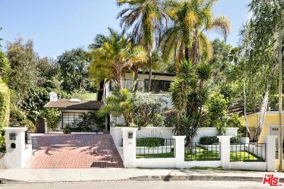Studio City Single Family Home For Sale: 3356 Berry Drive