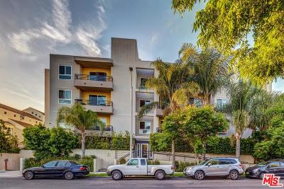Studio City Condo/Townhouse For Sale: 11115 Acama Street #PH1