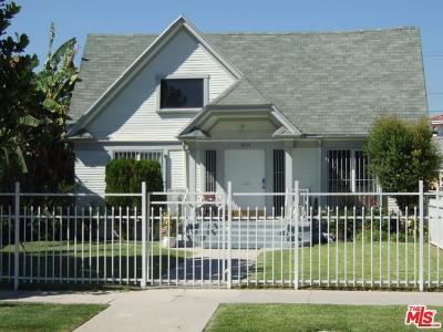 Single Family Home For Sale: 1037 South Bronson Avenue