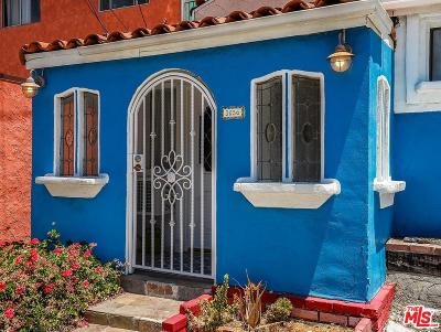 Los Angeles Single Family Home For Sale: 3656 Fredonia Drive