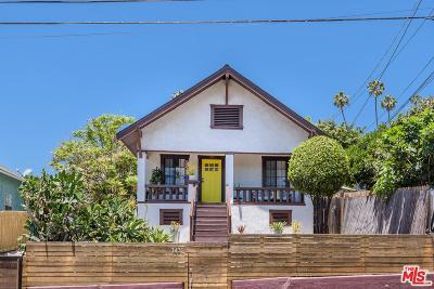 Single Family Home For Sale: 1431 Lemoyne Street