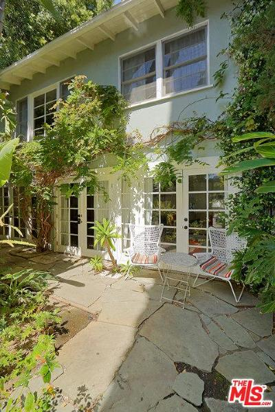 West Hollywood Single Family Home For Sale: 1010 Hancock Avenue