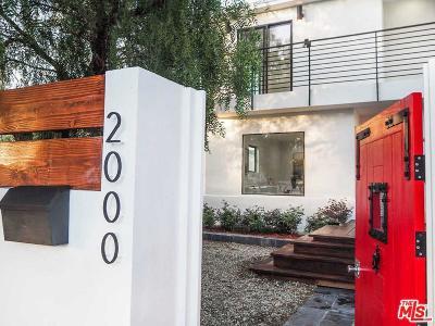 Single Family Home For Sale: 2000 Walgrove Avenue