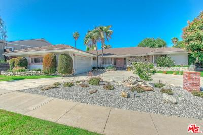 Single Family Home For Sale: 4363 Monteith Drive