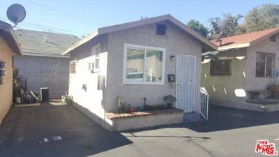 Los Angeles Rental For Rent: 3007 Sierra Street #1/4