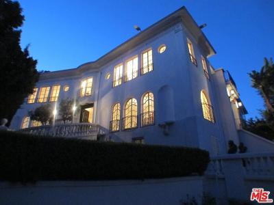 Single Family Home For Sale: 6533 Cahuenga Terrace