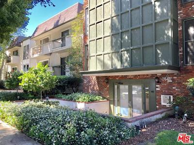 Los Angeles Condo/Townhouse For Sale: 3640 Cardiff Avenue #117