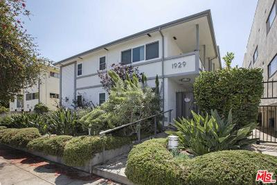 Los Angeles County Rental For Rent: 1929 Tamarind Avenue #8