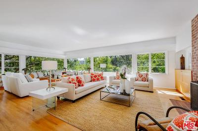 Sunset Strip - Hollywood Hills West (C03) Single Family Home For Sale: 8044 Woodrow Wilson Drive Drive