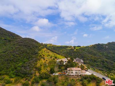 Malibu Single Family Home For Sale: 784 Latigo Canyon Road