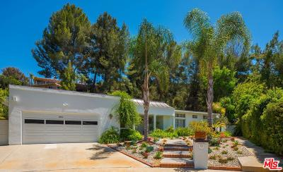 Tarzana Single Family Home For Sale: 18956 La Amistad Place