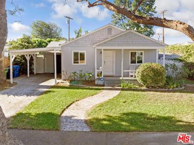 Encino Single Family Home For Sale: 17807 Rhoda Street