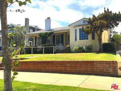 Single Family Home For Sale: 10591 Holman Avenue
