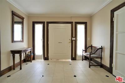 Hancock Park-Wilshire (C18) Single Family Home For Sale: 1040 South Wilton Place