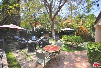 Studio City Single Family Home For Sale: 11495 Sunshine Terrace