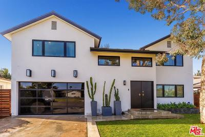Single Family Home For Sale: 3329 Cabrillo Boulevard