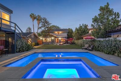 Pasadena Single Family Home For Sale: 703 South Los Robles Avenue