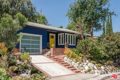 Los Angeles Single Family Home For Sale: 4634 Jessica Drive