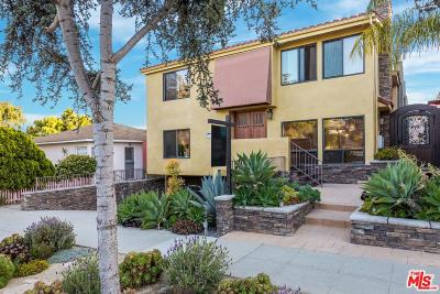 Santa Monica Condo/Townhouse For Sale: 924 15th Street #2