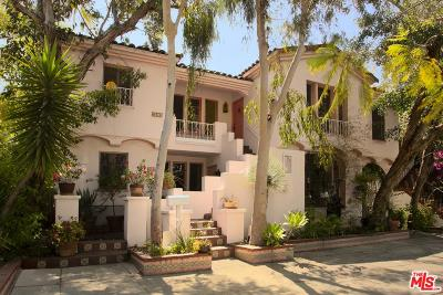 West Hollywood Rental For Rent: 812 North Sweetzer Avenue