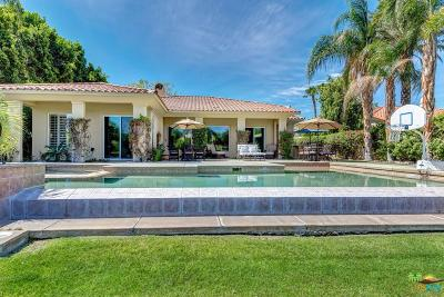 Rancho Mirage CA Single Family Home For Sale: $899,000