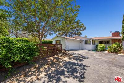 Los Angeles County Single Family Home For Sale: 7001 Goodland Avenue