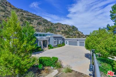 Agoura Hills Single Family Home For Sale: 3701 Kanan Road
