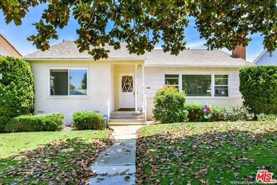 Single Family Home Sold: 7732 Kentwood Avenue