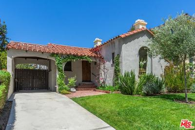 Beverly Hills Single Family Home For Sale: 459 South Almont Drive