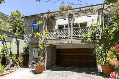 Single Family Home For Sale: 10275 Oletha Lane