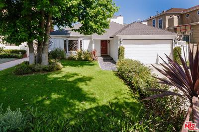 Cheviot Hills/Rancho Park (C08) Single Family Home For Sale: 10523 Dunleer Drive