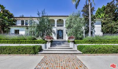 Beverly Hills Single Family Home For Sale: 801 North Foothill Road