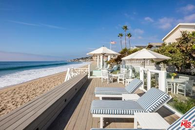 Los Angeles County Rental For Rent: 23672 Malibu Colony Road