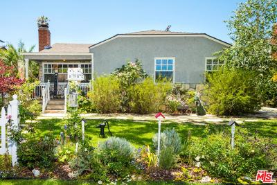 Culver City Single Family Home For Sale: 4051 Albright Avenue