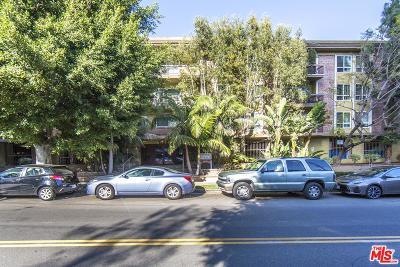 Los Angeles Condo/Townhouse For Sale: 1262 South Barrington Avenue #205