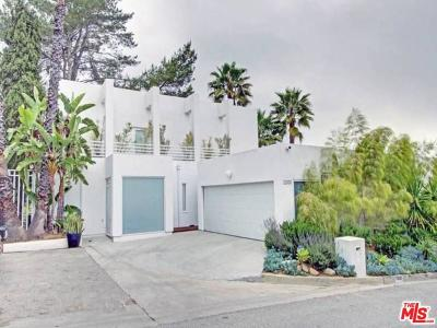 Sunset Strip - Hollywood Hills West (C03) Single Family Home For Sale: 2203 Ridgemont Drive