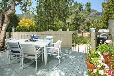 Pacific Palisades Condo/Townhouse For Sale: 1467 Palisades Drive