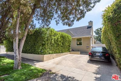 Los Angeles CA Single Family Home For Sale: $1,799,000