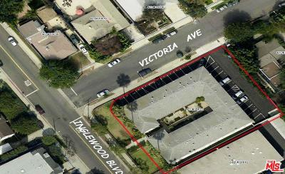 Residential Income For Sale: 3700 Inglewood Boulevard