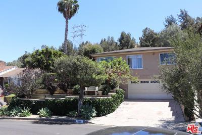 Single Family Home For Sale: 3946 Carmona Avenue