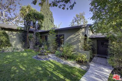 Single Family Home For Sale: 6608 Cahuenga Terrace