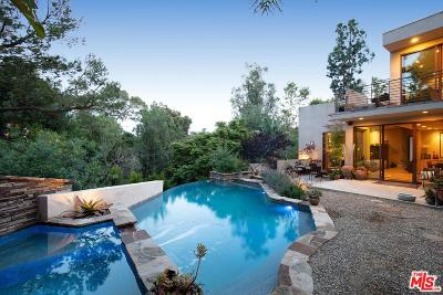 Los Angeles Single Family Home For Sale: 7823 Woodrow Wilson Drive