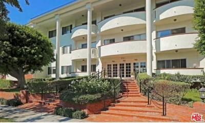 Santa Monica Condo/Townhouse For Sale: 521 Montana Avenue #109