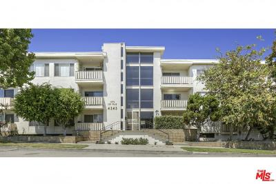 Los Angeles Condo/Townhouse For Sale: 4343 Finley Ave Avenue #37