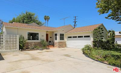 Culver City Single Family Home For Sale: 4367 Keystone Avenue
